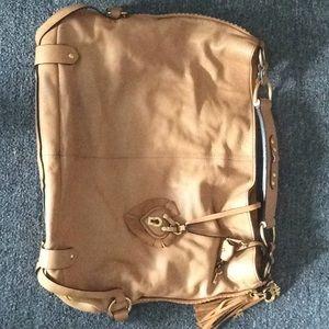 Juicy Couture jumbo leather bag